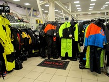 Новые куртки для снегоходчиков LYNX Flight