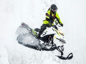 Сравнение снегоходов SUMMIT X 165 и FREERIDE 165