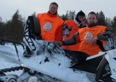 Отчет   с тест-драйва новых снегоходов 2014