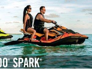 Новые гидроциклы SPARK и SPARK TRIXX*2018
