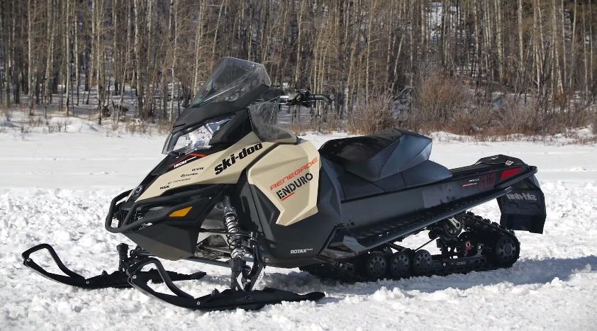 Новые модели снегоходов Ski-Doo и LYNX 2016 мод. года