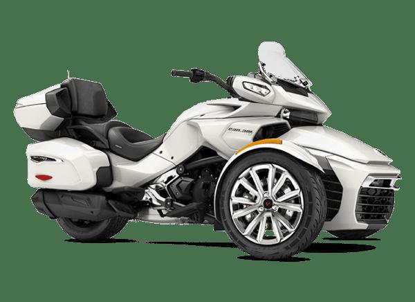 Can-Am Spyder F3 LTD - Белый