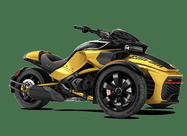 BRP Spyder F3 S