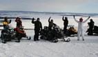 Тест-драйв снегоходов SKI-DOO и  LYNX 2015 мод.года