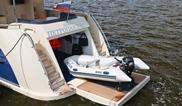 Гидроцикл для катера и яхты.
