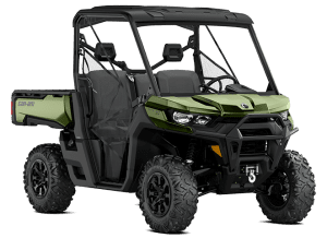 BRP Can-Am Traxter XT HD10 (2020 м.г.)