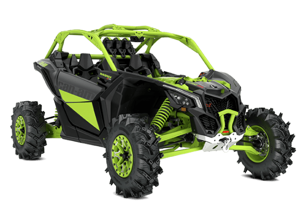 BRP Can-Am Maverick X MR Turbo RR (2020 м.г.)