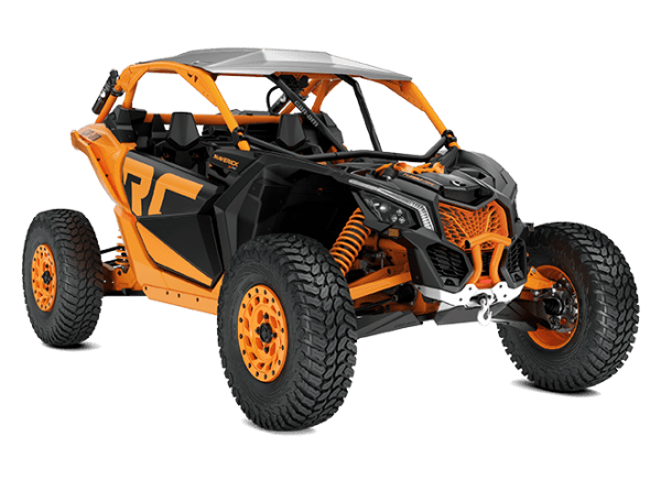 BRP Can-Am Maverick X RC TURBO RR (2020 м.г.)