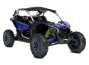 BRP Can-Am Maverick X3 X RS TURBO RR (2020 м.г.)