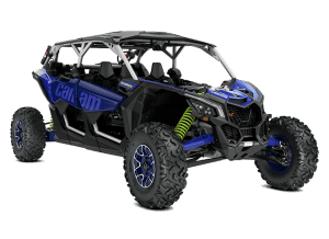 BRP Can-Am Maverick X3 MAX X RS TURBO RR (2020 м.г.)