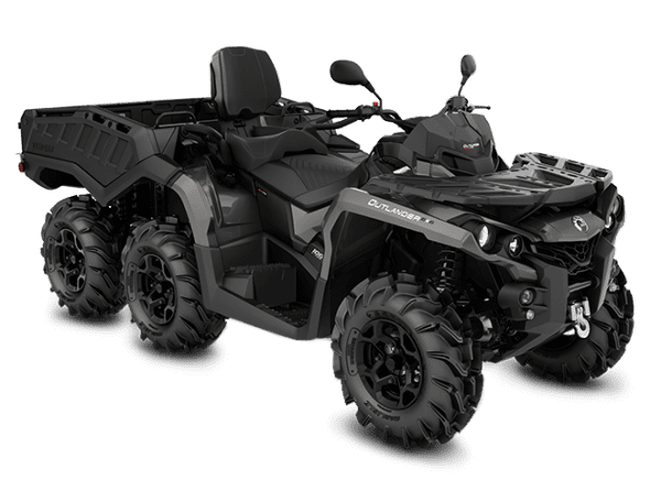 BRP Can-Am Outlander MAX 6x6 1000 PRO+ (2020 м.г.)