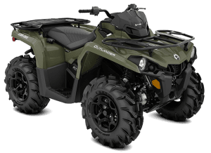 BRP Can-Am Outlander 570 Pro (2019 м.г.)
