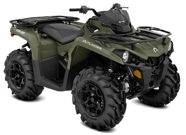 Can-Am Outlander 570 Pro (2019 м.г.)