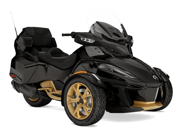Can-Am SPYDER RT LTD SE6 10TH ANNIVERSARY