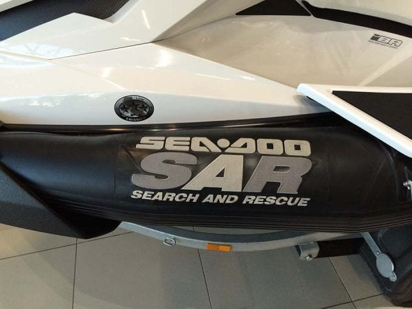 Sea-Doo SAR (Search And Rescue) 155