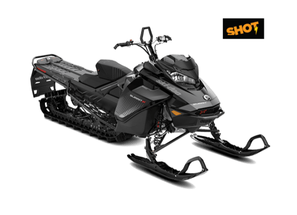 "Ski-Doo Summit X 850 E-TEC 165"" SHOT (2019)"