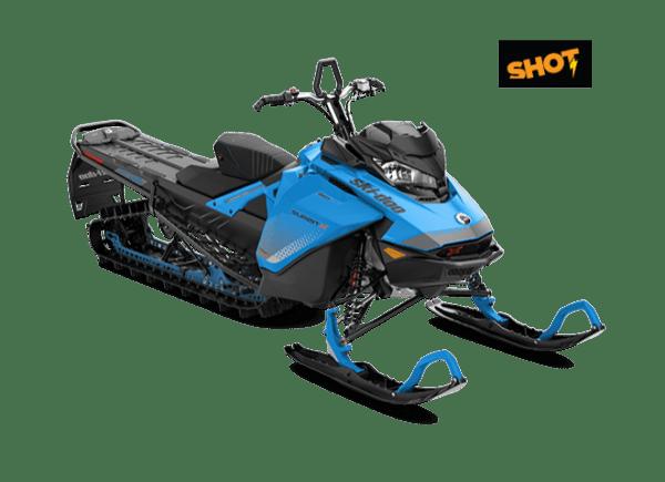 "Ski-Doo Summit X 850 E-TEC 154"" SHOT (2019)"