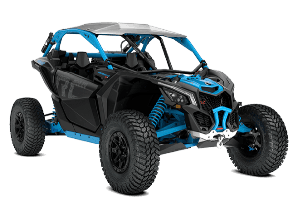 Can-Am Maverick X3 X RC TURBO R (2019 м.г.)