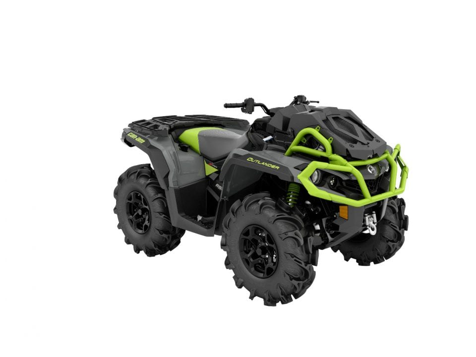 ATV Can-Am Outlander 2020MY
