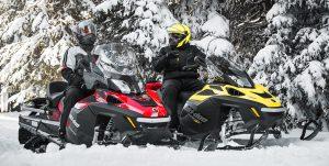 Новинки снегоходов Ski-Doo 2019