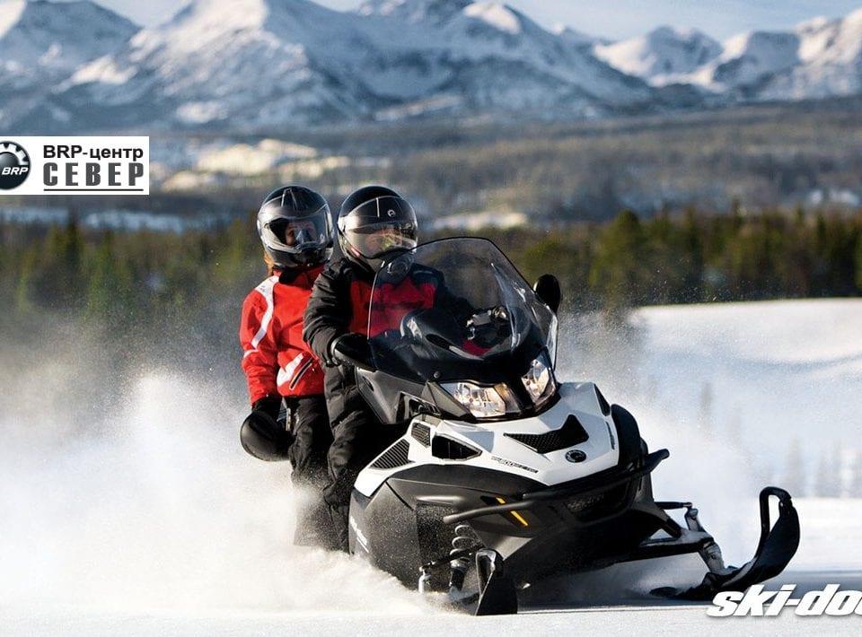 Ski-Doo LYNX 2013