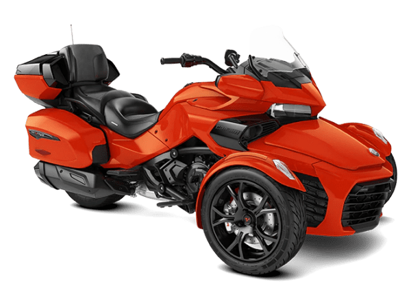 Can-Am Spyder F3 LIMITED (2020)