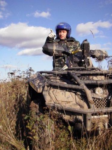 Гелиопарк Царьград. Октябрь 2009
