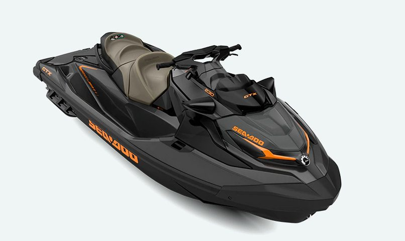 Sea-Doo GTX 230 sound *2021