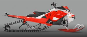 Новинки снегоходов BRP Ski-Doo 2020