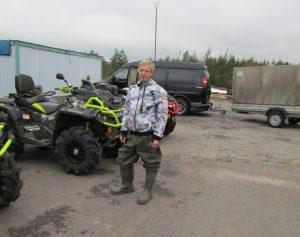 Квадровыезд озеро Круглое 17 сентября 2016