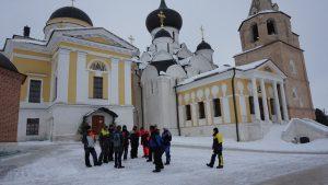 На снегоходах г.Старица и окрестности. 2019г. февраль