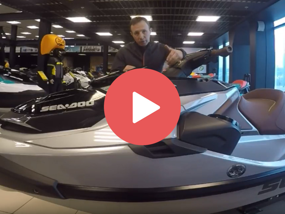 Новый гидроцикл SEA-DOO 2018 GTX 230 ltd