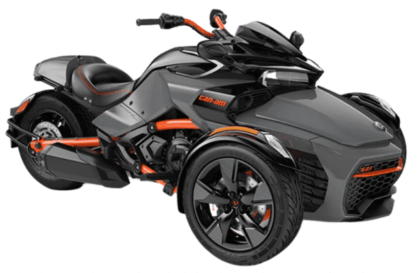 Can-Am Spyder F3-S Special Series (2021)