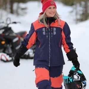 Куртка женская Lynx Squadron jacket Ladies'