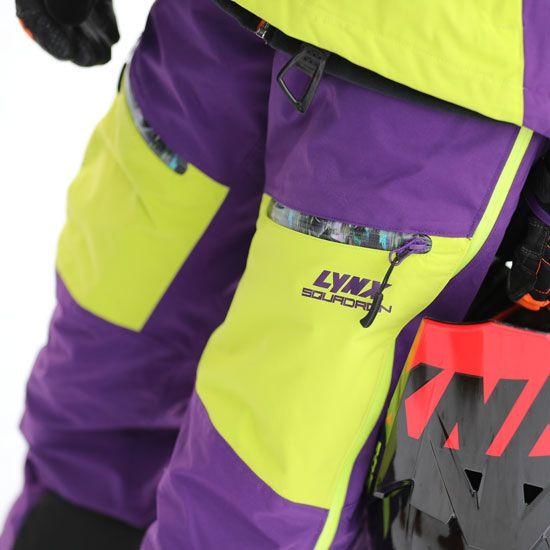 Полукомбинезон женский Lynx Squadron pants XS Ladies'