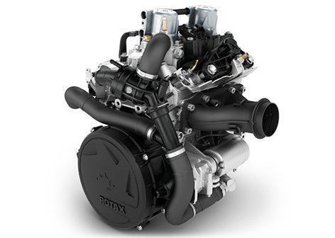 Обзор снегоходных двигателей ROTAX