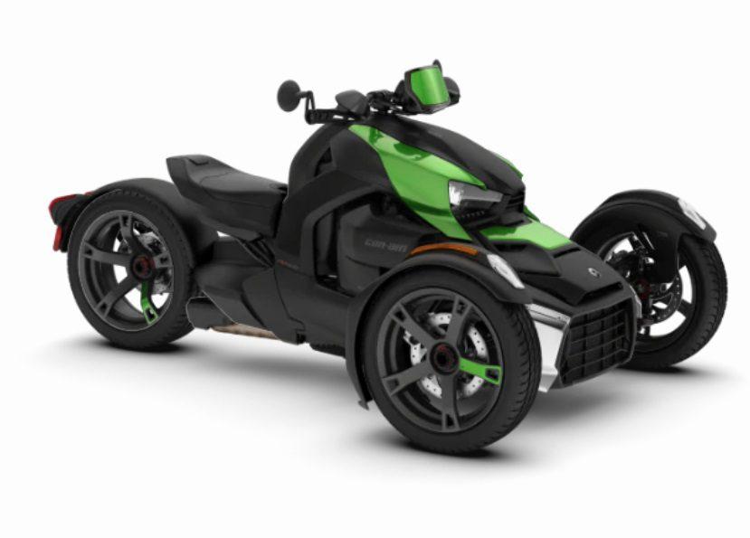 Can-Am RYKER 600 (2020)