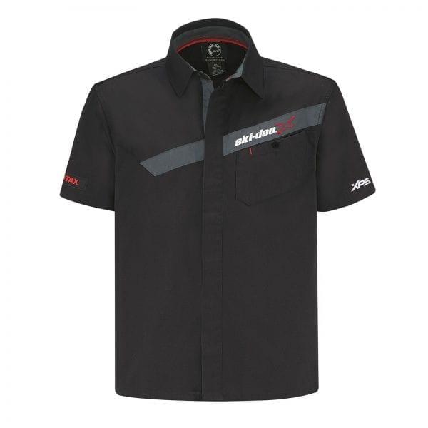 Рубашка мужская Ski-Doo short sleeve mechanic shirt