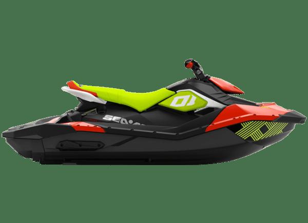 Sea-Doo SPARK iBR 3UP 900 HO ACE TRIXX (2020)
