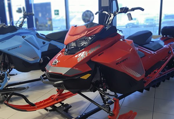 Ski-Doo SUMMIT X 850 за 1.299.000 р!