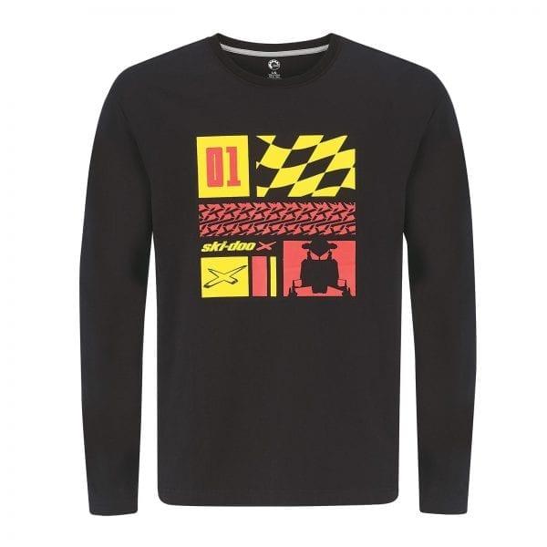 Футболка мужская X Team Long Sleeve T-shirt