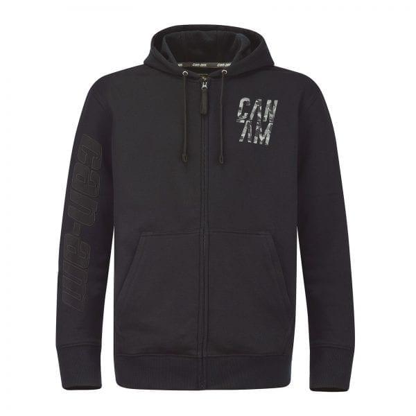 Кофта с капюшоном мужская Can-Am Zipped Hoodie
