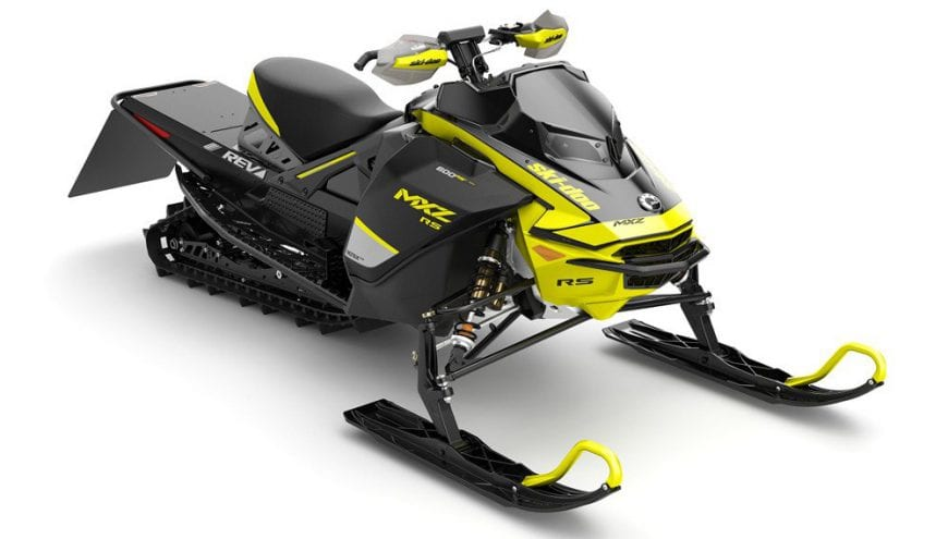 Гоночный снегоход  Ski-Doo MXZ-x 600RS