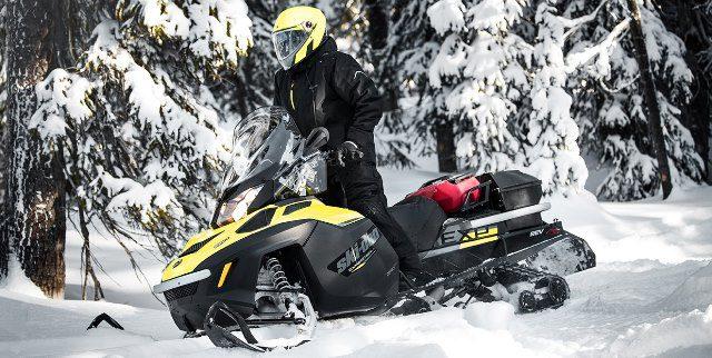 Новинки снегоходов Ski-Doo и Lynx 2021 года от BRP