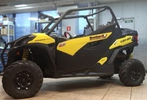 Квадроцикл CAN-AM MAVERICK TRAIL 1000 DPS с пробегом