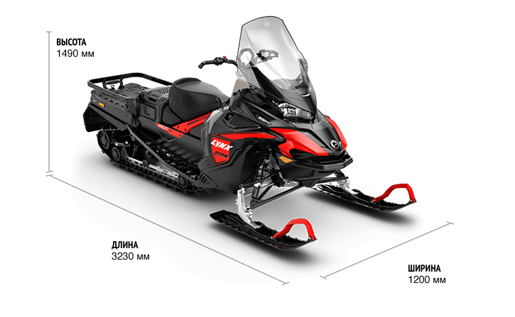 Lynx 59 Ranger 600 ACE (2021)