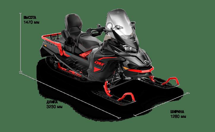 69 Ranger SnowCruiser 900 ACE ES 2021