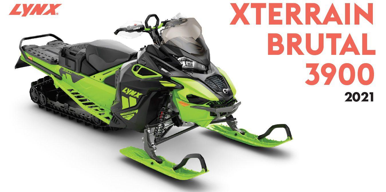 Снегоходы LYNX 2021 модельного года. Что нового?