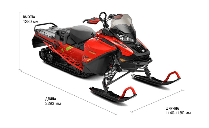 EXPEDITION XTREME 850 E-TEC ES 2021