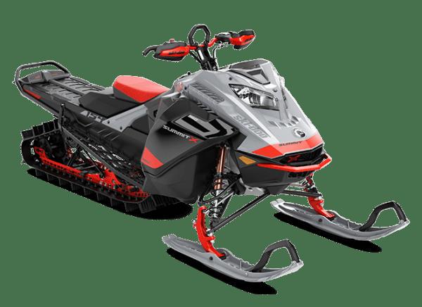 SUMMIT X Expert 154 850 E-TEC SHOT 2021